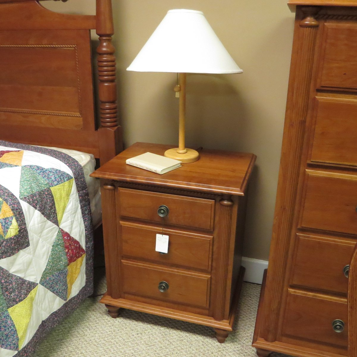 Ordinaire Visit Clear Creek Furniture Store To See Our Collections Of Hardwood  Nightstands. These Traditional Nightstands Available In Oak, Cherry And  Maple Can Be ...
