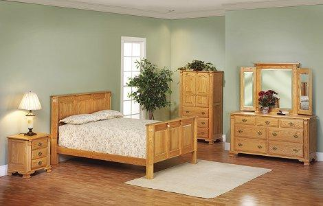 Journey's End Bedroom Set