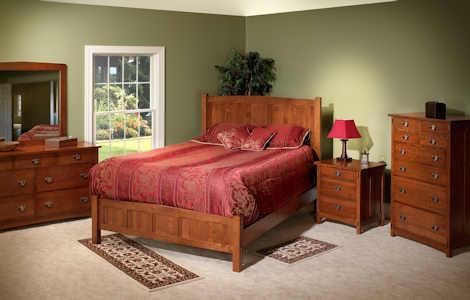 Lake Champlain Bedroom Set