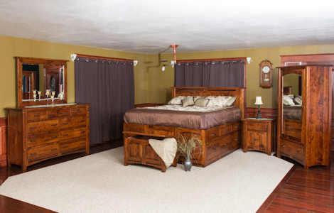 Lavega Bedroom Collection
