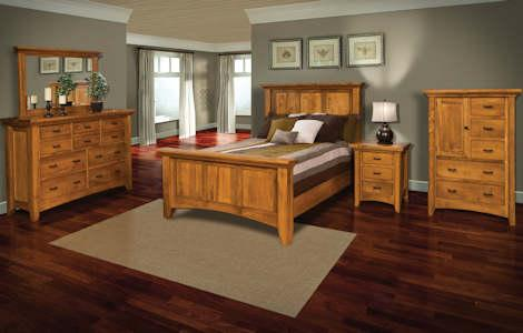 Legacy Bedroom Set