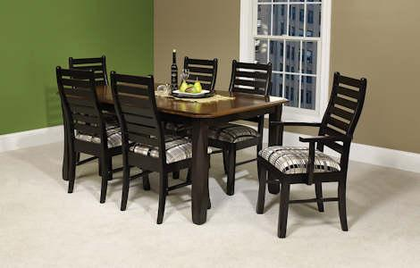 Liberty Ladderback Dining Set