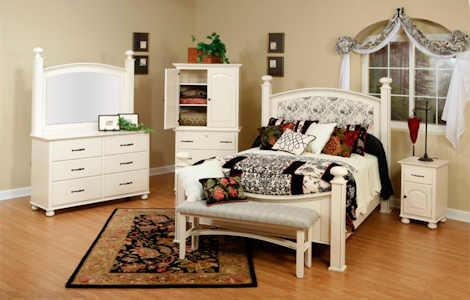 Luellen Bedroom Set | Clear Creek Amish Furniture | Waynesville, OH