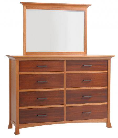 "Oasis Bedroom Furniture Collection 66"" Dresser"