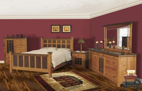 Maple Creek Bedroom Set