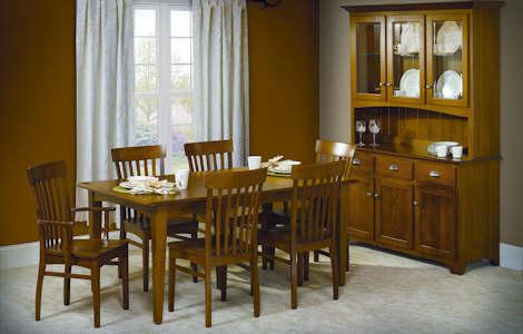 Mary Ann Shaker Dining Set