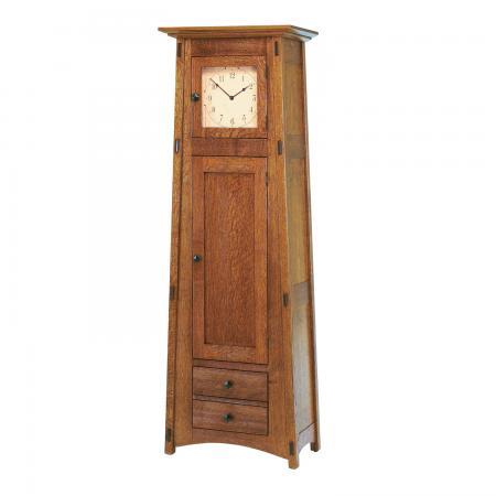 McCoy Cabinet Clock