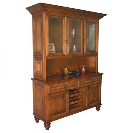 Montego Wood Dining Hutch