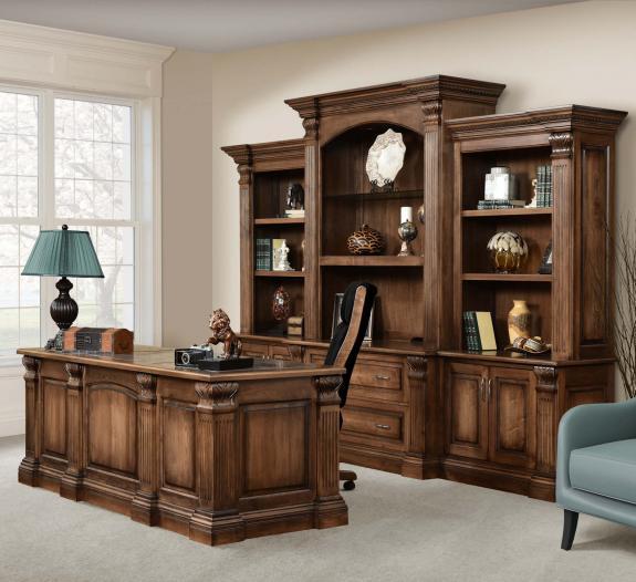 MON-1601 Montereau Executive Desk