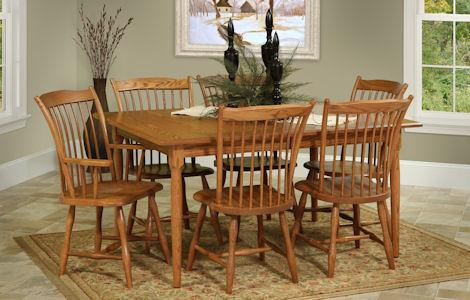 New Amsterdam Dining Table Set