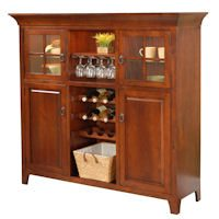 Wine Cabinets and Wine Racks