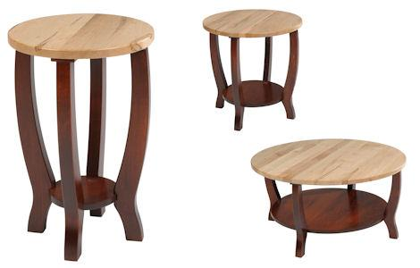 New Port Coffee and End Tables