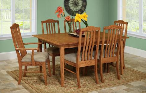 Oasis Dining Room Set