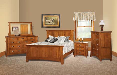 Pasadena Bedroom Collection