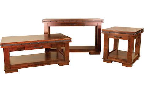 Pasadena Coffee and End Tables