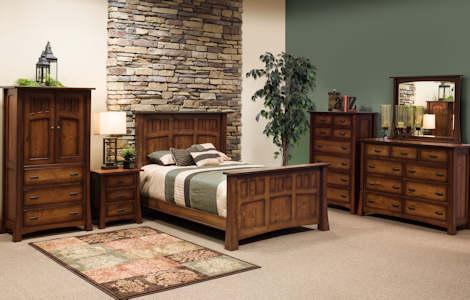 Princeton Bedroom Collection