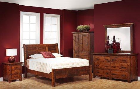 Redmond Wellington Bedroom Set