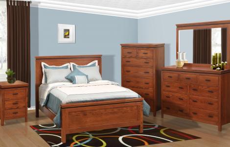 Richmond Bedroom Furniture Set