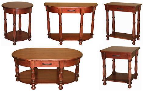 Ridgewood Occasional Tables