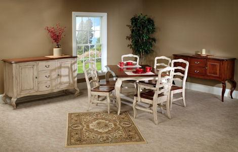 Royal Court Dining Collection