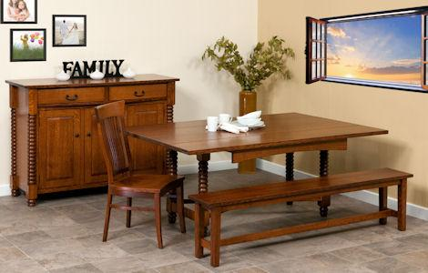 Sophia Dining Room Collection