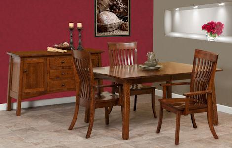 Spring Mill Dining Collection