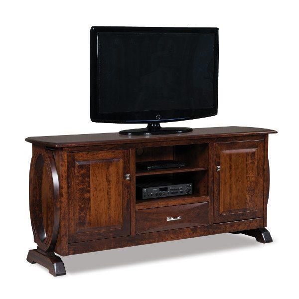 """FVE-3474-ST Saratoga 74"""" TV Cabinet"""