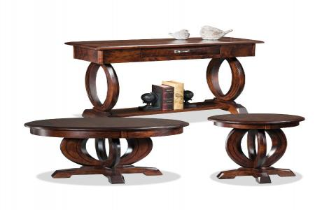 Saratoga Coffee and End Tables