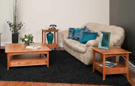 Shaker Hill Open Occasional Tables