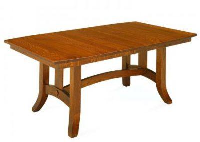Shaker Hill Trestle Table-med