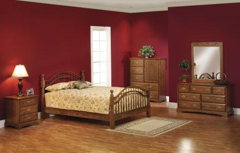 Sierra Classic Bedroom Set