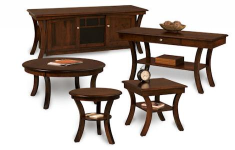Sierra Coffee and End Tables