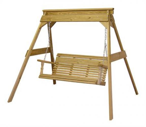 A-Frame Swings and Arbors | Clear Creek Amish Furniture ...