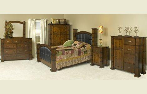 Stonehaven Bedroom Set