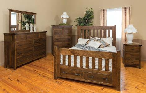 Timber Mill Bedroom Collection
