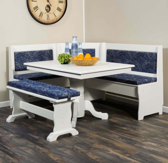 AJW800TN Traditional Nook Set with Cushions