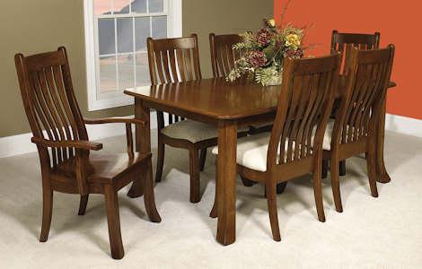 Utica Dining Room Collection
