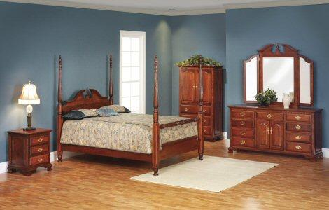 Victoria's Tradition Bedroom Set