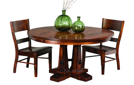 Vienna Round Dining Table Set