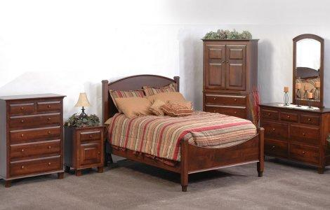 Willow Glen Bedroom Set