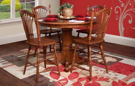 Wheatland Pub Table Set