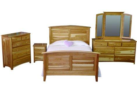 Westview Shaker Bedroom Set