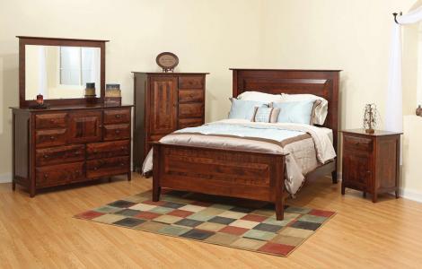 Worthington Bedroom Set