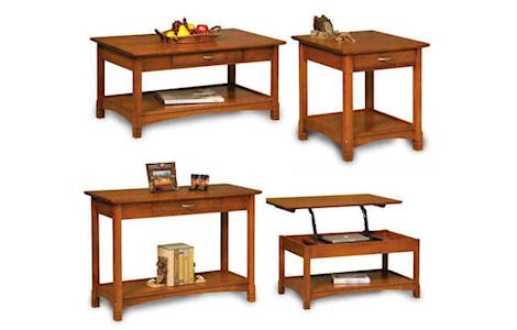 West Lake Open Occasional Tables