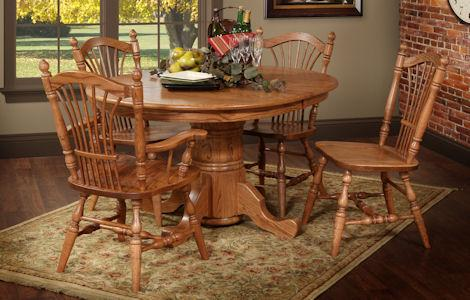 Wheatland Dining Collection