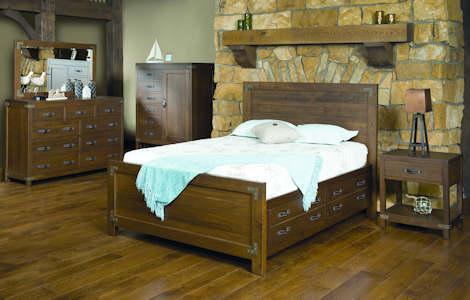 Williamsport Bedroom Set