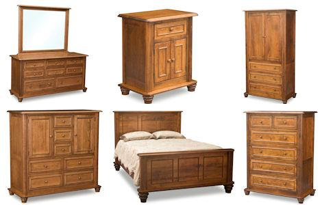 Woodberry Bedroom Collection