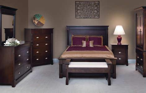 Kingston Bedroom Furniture Set