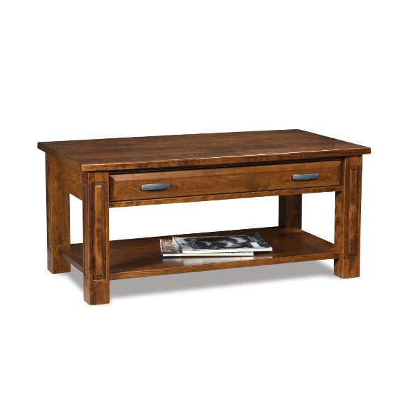 Lexington Occasional Tables FVCT-LX Cocktail table w/drawer