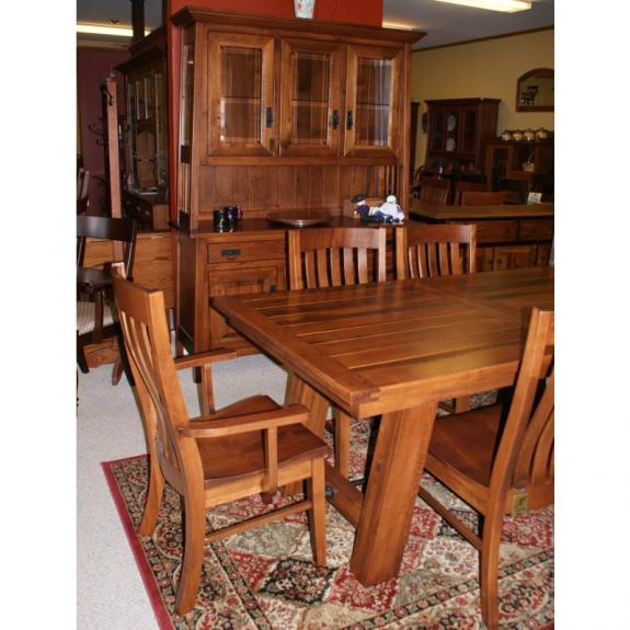 Ouray Trestle Dining Table